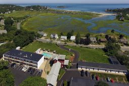 Aerial View of Vista & Good Harbor Beach