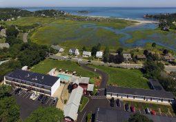 Aerial View of Vista & Good Harbor Beach