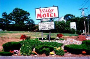 Vista Sign November 2000